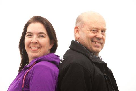 Høyres Sisilja Viksund eller Senterpartiets Svein Nilsen kan bli ordfører i Evenes. Onsdag avgjøres valget i kommunestyret.