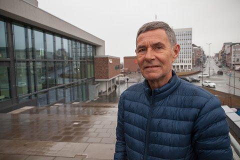 UTSATT PÅ NYTT: Havnestyret har for andre gang valgt å puffe på ansettelsen av ny havnedirektør. – Heldigvis har vi det ikke travelt, sier styreleder Steinar Sørensen.