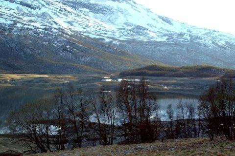STORVATNET: Storvatnet i Håkvikdalen.  Arkivfoto
