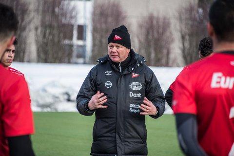Per-Mathis Høgmo var skuffet etter tapet for Mjølner.