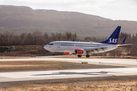 SAS Norge vil få dagbøter på 150.000 kroner dersom de ikke forbedrer tilgjengeligheten på egne nettsider innen ti dager