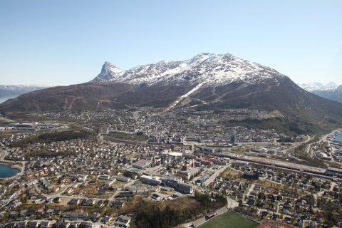 LØNNSSTATISTIKKEN: Narvik kommer bra ut av det sammenlignet med andre nordnorske kommuner når man ser på gjennomsnittlig månedslønn.