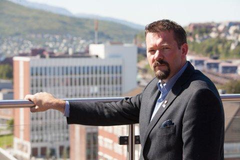 STYRET AVVIKLING: I sin tid som ordfører i Evenes hevdet Svein Erik Kristiansen at fylkespolitikerne har drevet en styrt avvikling av hurtigbåtforbindelsen. Det mener han fortsatt.
