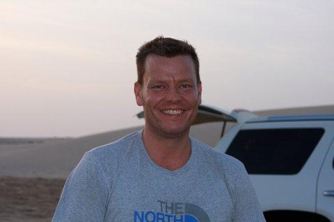 Torkel C. Rørstrand, styreleder i Millionfisken AS.