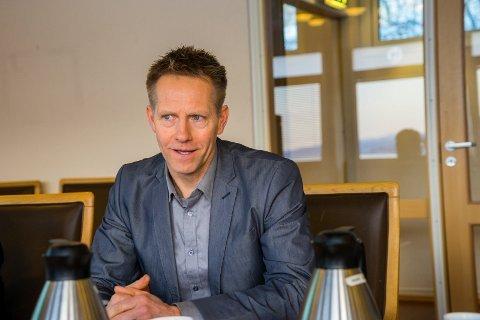 Kommunalsjef Lars Norman Andersen