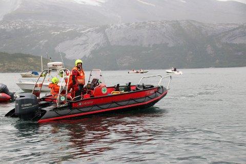 BEREDSKAP: Redningsbåter som frivillige organisasjoner disponerer, er også et viktig bidrag for den offentlige beredskapen, påpeker rådmannen i Ballangen når han foreslår at politikerne blar opp 50.000 kroner.