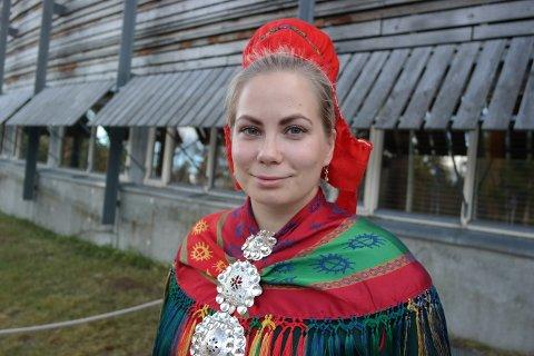 Aili Guttorm (27) trer inn i ny 50 prosent stilling som festivalleder for Márkomeannu.
