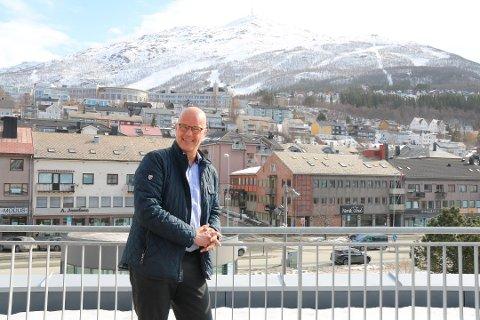 Ferdig: Kjetil Moe bekrefter at han er ferdig som redaktør i Narvik Nu. Arkivfoto