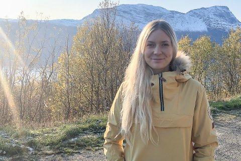 CØLIAKER: Katrine Vesla Nilsen (25) har hatt cøliaki siden hun var seks år.