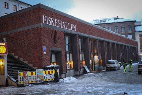 USIKKERT: Det er ikke skrevet i stein hvem som skal inn i det mursteinbelagte bygget i sentrum, og The Sleeping Queen Brewery flyttet nylig til Sandefjord.