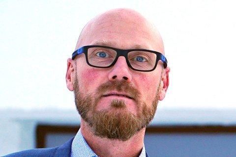 Vil få konsekvenser: Kirkeverge Øysten Martin Paulsen forteller at kuttet vil få konsekvenser for driften.