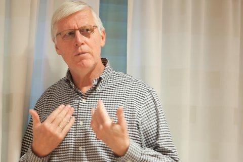 Knut Erik Hansen (SV)