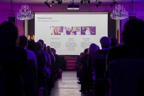 ARRANGERES IGJEN ETTER TO ÅR: Det var fullspekket sal under Svarta Bjørn-konferansen i 2019.