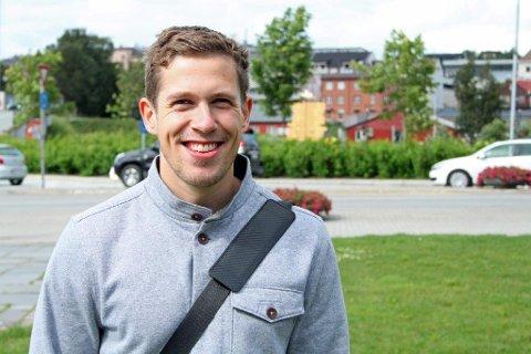 Andreas Markussen starter på topptrenerutdanning i fotball.