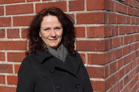 Ambisjoner: – Vi bygger stein på stein og har ukuelig tro på at Sjømannskirken skal overleve og utvikles som kirke og kulturhus, men det forutsetter fortsatt engasjement fra enkeltindivider og institusjoner, påpeker Rita Kvandal, leder for Sjømannskirkas Venner.