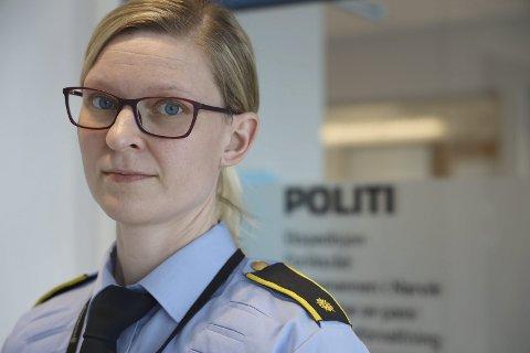 LEDER: En omfattende etterforskning ble umiddelbart iverksatt da politiet ble kjent med at en person var påført alvorlige skader under en utflukt, sier etterforskningsleder Ragnhild Normann.