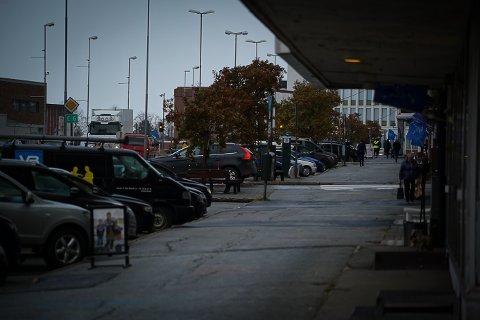 MÅ I FENGSEL: Den ble en skjebnesvanger natt på byen for den 24 år gamle mannen. Illustrasjonsfoto: Odd-Georg H. Benjaminsen