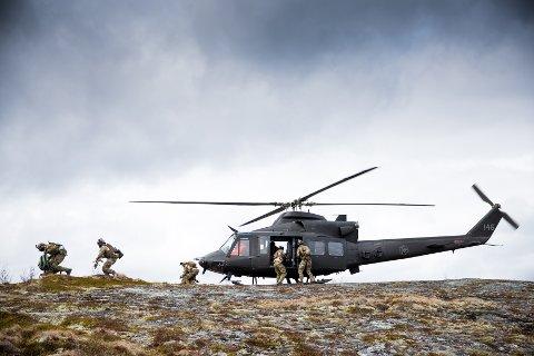 – Hæren trenger uten tvil helikopterkapasitet, men Hæren trenger ikke Bell-helikoptre, sier den nye hærsjefen generalmajor Eirik Kristoffersen.