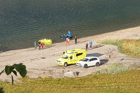 POLITI: Statens havarikommisjon for transport har konkludert med at ulykken i Skjomen er en sak for politiet, og ikke for kommisjonen.