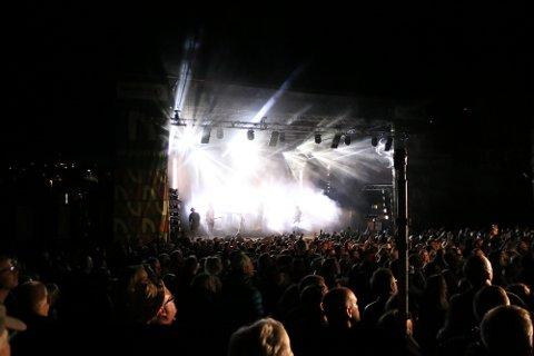 FOLKEFEST: Haikjeften ble en stor sukess i Narvik i år. Allerede jobbes det med artister til 2021. Nå er de fire første artistene klar for neste års festival.