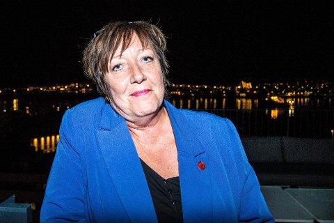 FYRER LØS: Anni Skogman (Frp), tidligere varaordfører: – Man kan jo lure på om det er misunnelse som ligger bak