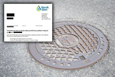 Omfattende tilsyn: Narvik vann fører i disse dager tilsyn med private avløpsanlegg rundt i kommunen. Rundt 120 husstander har hittil i år fått brev om at de må utbedre anlegget sitt. Det kan medføre utgifter i hundretusenkroners-klassen for enkelte.
