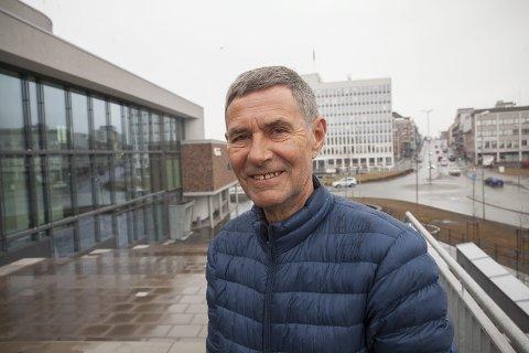 KRONIKKFORFATTER: Steinar Sørensen, Tidligere rådmann i Evenes.