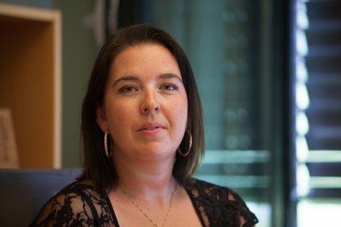 Sisilja Viksund, ordfører i Evenes.