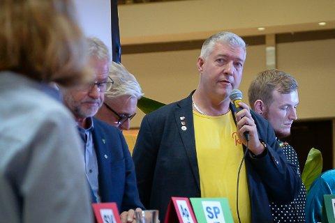 SKUFFEt: Boy Arne Buyle er overrasket over valgresultatet til KrF, og mener de ikke har fått uttelling for alt det de har fått til i regjeringen. Han mener veivalget som partiet tok i 2018 er mye av årsaken til at partiet nå havne under sperregrensen.