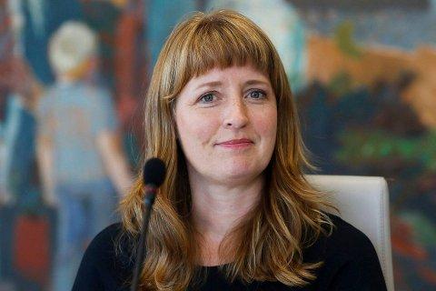 ADVARER: Ingelin Noresjø advarer mot å si nei til Hålogalandsveien som OPS-prosjekt. Det vil gjøre det både dyrere og føre til forsinkelser, mener hun.