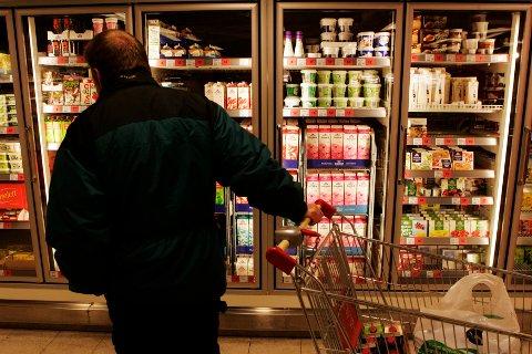 Skutt i været: Flere produkter i dagligvarebutikkene har fått en økning i salget under tiden med koronavirus i Norge.