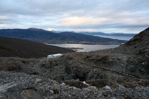NY DRIFT: Det kan bli ny drift på Arnesfjellet.