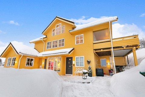 ETTERTRAKTET: Huset i Kuttervsingen ble solgt etter bare en visning.
