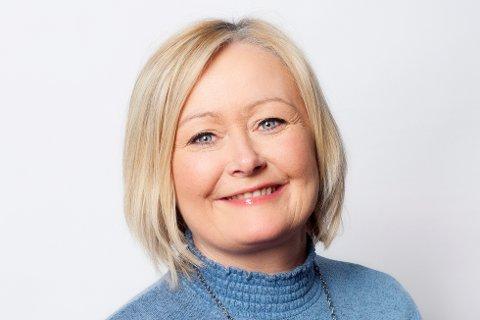 GLAD: Mona Nilsen er stolt over at hun er innstilt som leder av Nordland Arbeiderparti.