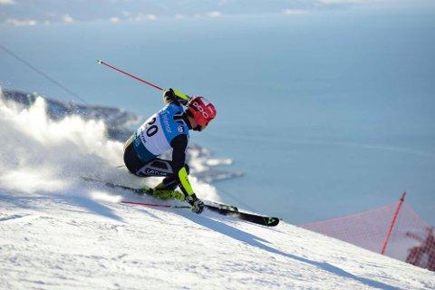 VIL HA VM: Narvik ønsker å vøre arrangør av et VM i alpine grener i 2027. Neste år skal søknaden sendes det internasjonale skiforbundet, og innen den tid må finansieringen av infrastruktur være på plass.
