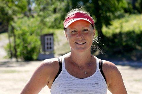 Helene Høimyr er muskelfysiolog og personlig trener. Foto: Kim Ramberhaug