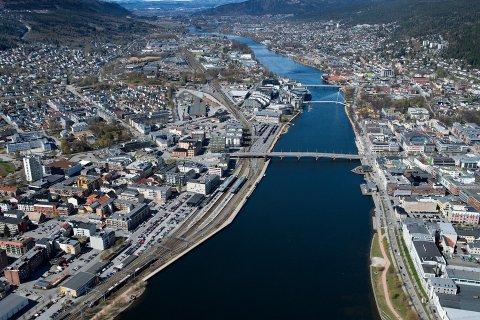FILMINNSPILLING: I neste uke skal filmen «Narvik» spilles inn i ei sentrumsgate i Drammen. Filmen handler om slaget om Narvik våren og sommeren 1940.