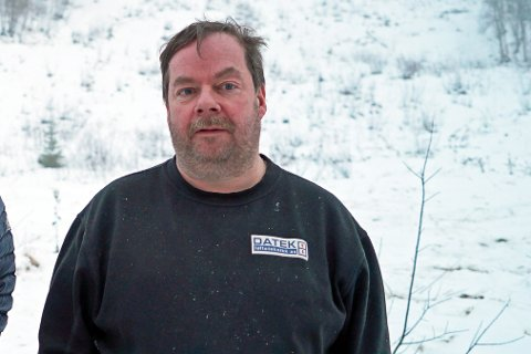 Roy Arne Bertheussen, innehaver av Øse camping.
