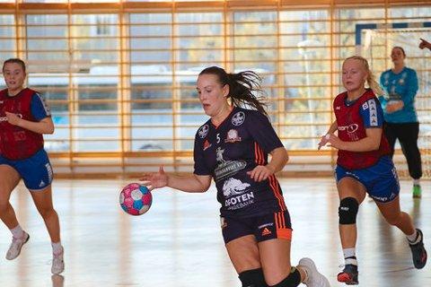 NOR HK: Ingrid Nilssen scoret ti mål i kampen mot Rognan.