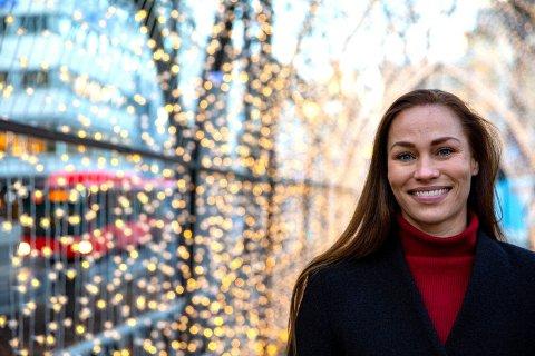 Forbrukerøkonom Cecilie Tvetenstrand i Danske Bank har gode råd til alle som i disse dager mottar Skattemeldingen. Foto: Espen Teigen, Nettavisen