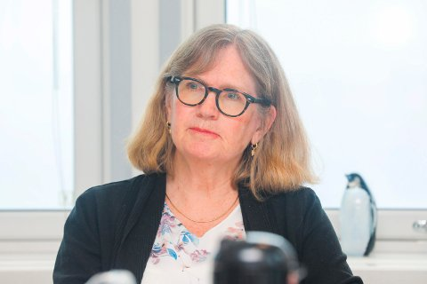 DIREKTØR: Anita Schumacher lover at det skal ryddes opp etter at hun er blitt kjent med at enkelte pasienter er avkrevd for mye i betaling etter sykehusbesøk.