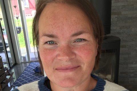 NY ENHETSLEDER: Den jobben tilhører Faina Framvik Pettersen.