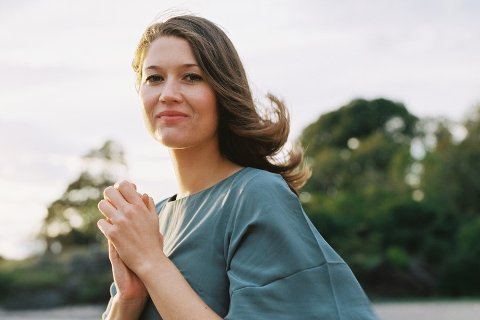 EP-DEBUTANT: Nina Gaarden fra Narvik har sluppet sin første EP.