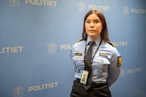 POLITIADVOKAT: Politiadvokat Malene Kjemsaas er påtaleansvarlig i Mack-saken. Så langt er elleve menn fra ulike steder i Troms siktet for underslag og heleri.