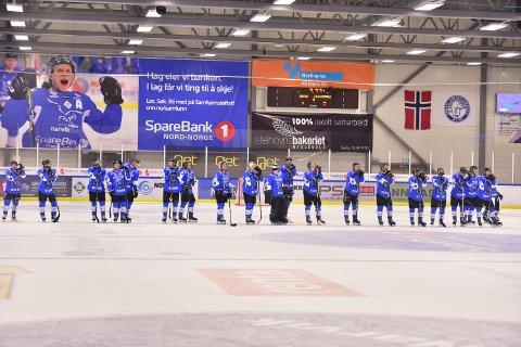 TROPP SNART KLAR: Narvik Hockey har snart klar sin tropp til eliteseriesesongen 2020-2021.