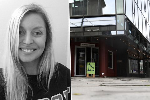 Kari Kristensen opplevde å bli kalt «jævla hore» og truet med juling da hun var på jobb hos Trondheim Camping lørdag. Hun tror noe av årsaken er nedstengte kultur- og aktivitetstilbud.