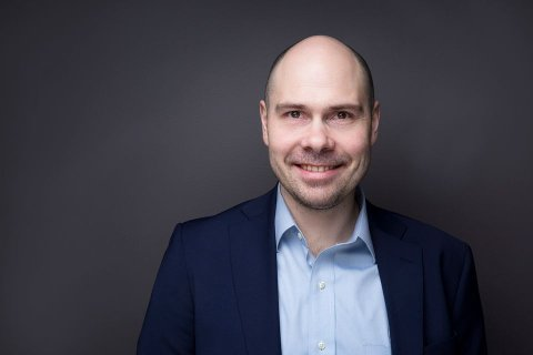 KONSERNSJEF: Anders Opdahl er ny konsernsjef i Amedia.