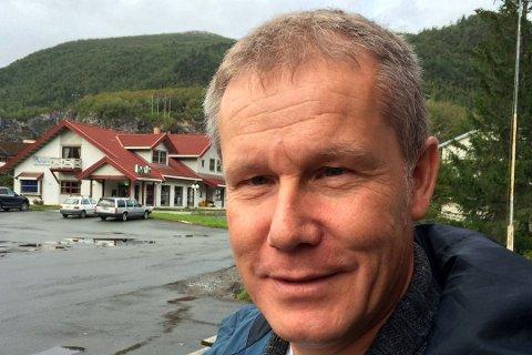 NY JOBB: Oddbjørn Nilsen har nylig fått tilbudt jobb som rådmann i Gamvik kommune. Det er foreløpig uklart når han skal starte i kommunen.