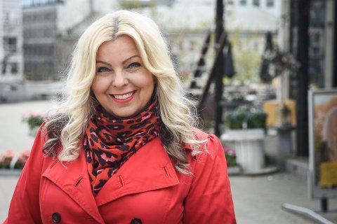 Hanne Myrvang, fylkesleder for TV-aksjonen i Nordland.
