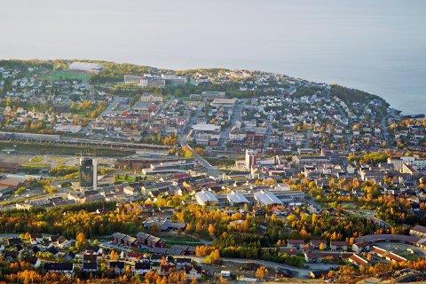PÅ LISTEN: Narvik og regionen rundt nevnes flere steder i regjeringens forslag til statsbudsjett.